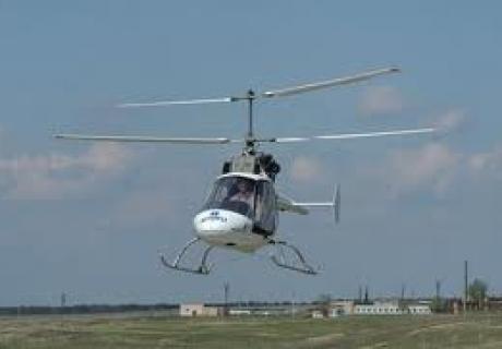 В Башкирии создали бесшумный вертолет